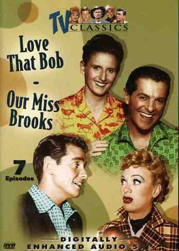 TV Comedy Classics 1: Love That Bob /  Our Miss