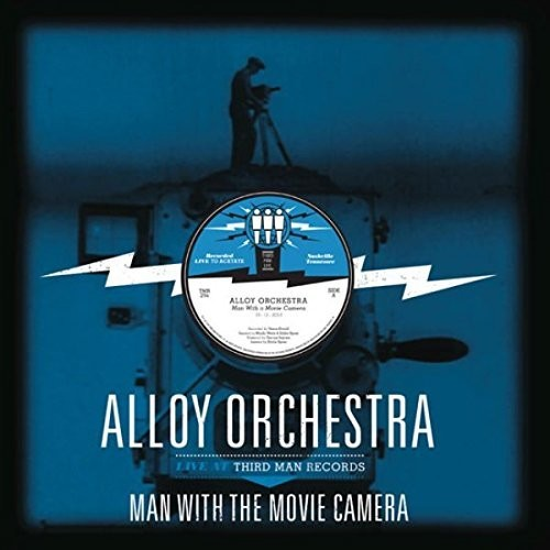 Man with the Movie Camera: Live at Third Man