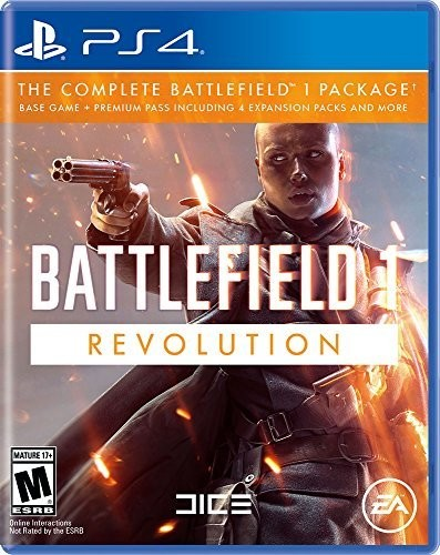 Battlefield 1 - Revolution Edition for PlayStation 4