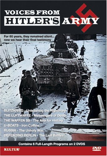 Voices From Hitlers Army [2 Discs] [Documentary]