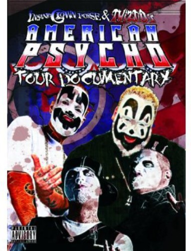 Insane Clown Posse and Twistid's American Psycho Tour Documentary