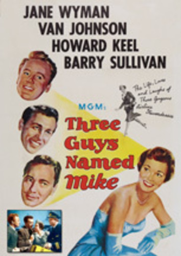 Three Guys Named Mike