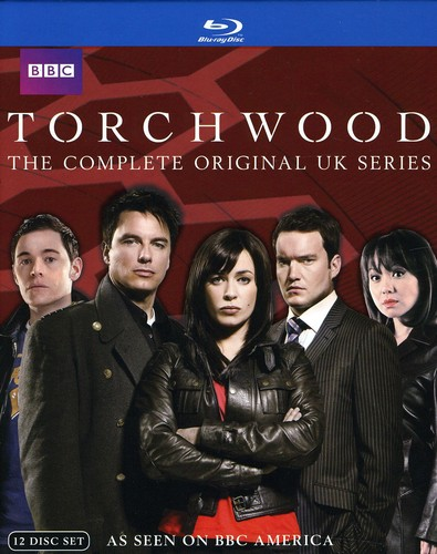 Torchwood: Complete Original UK Series