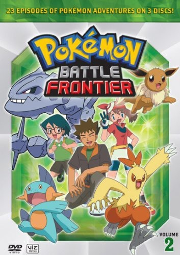 Pokemon Battle Frontier Box 2 [Japanimation]