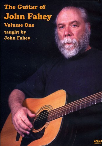Guitar of John Fahey 1