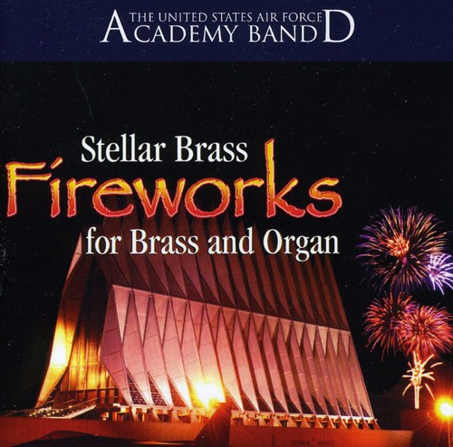 Fireworks for Brass and Organ