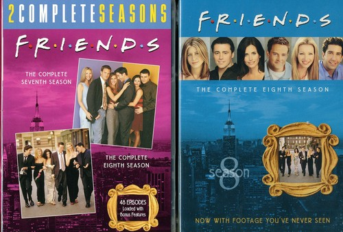 Friends: The Complete Seventh & Eighth Seasons