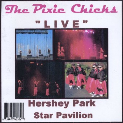 Live at Hershey Park Star Pavilion