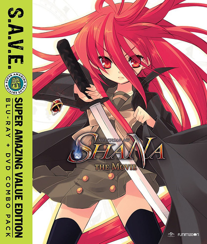 Shakugan No Shana - Movie - S.a.v.e.