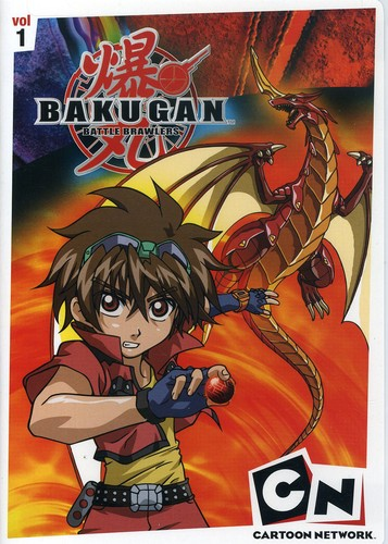 Bakugan: Battle Brawlers: Volume 1