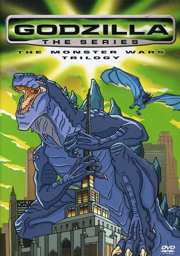 Godzilla: The Series - Monster Wars Trilogy