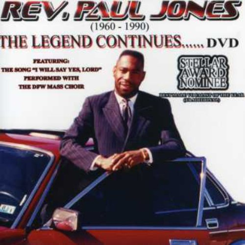 Legend Continues on DVD
