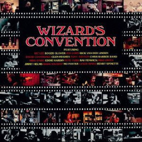 Wizard's Convention [Import]