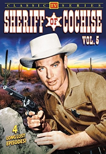 Sheriff of Cochise Vol 5