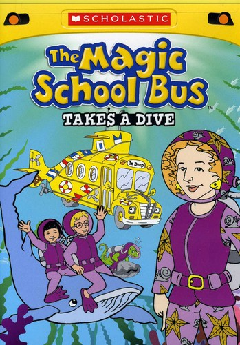 The Magic School Bus: Takes a Dive