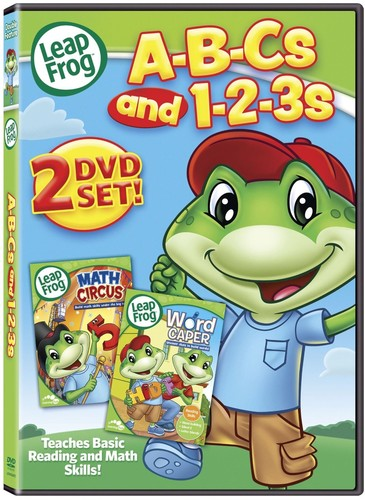 Leapfrog-Abcs And 123S