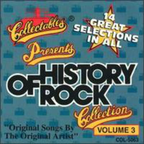 History of Rock 3 /  Various