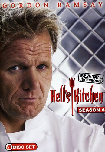 Hell's Kitchen: Season 4 Raw & Uncensored