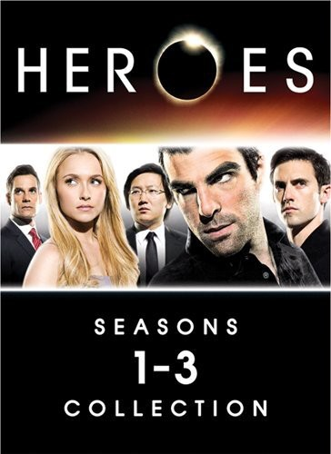 Heroes: Seasons 1-3 Collection [WS] [17 Discs] [Digipaks] [Slipcases]