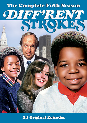 Diff'rent Strokes: The Complete Fifth Season