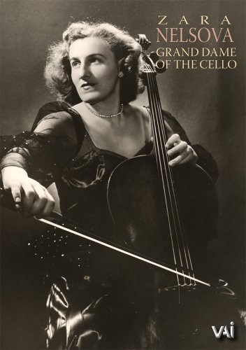 Grand Dame of the Cello