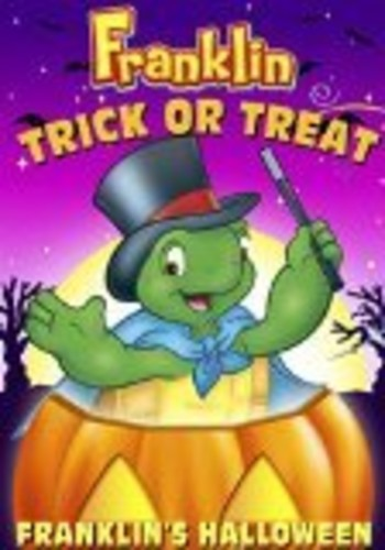 Franklin-Trick or Treat-Franklin's Halloween