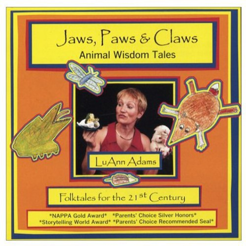 Jaws Paws & Claws-Animal Wisdom Tales
