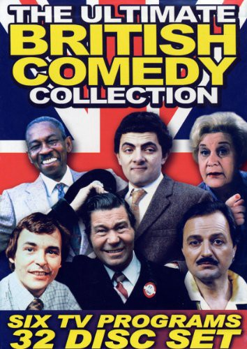 The Ultimate British Comedy Collection