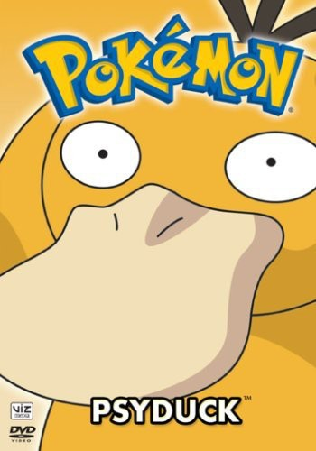 Pokemon All Stars, Vol. 13: Psyduck [Japanimation]