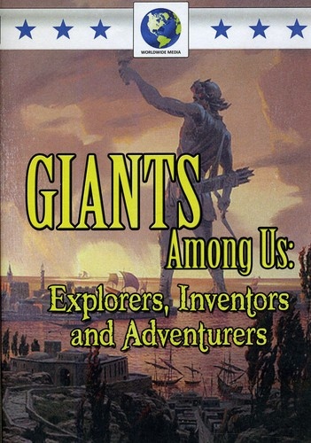 Giants Among Us: Lifetimes Of Invention [Biography]
