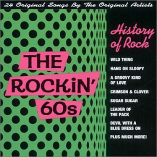 History of Rock: Rockin 60's /  Various