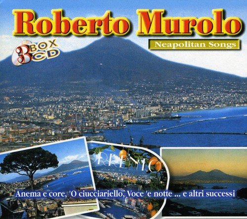 Neapolitan Songs [Import]