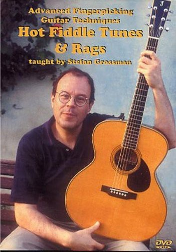 Hot Fiddle Tunes and Rags Advanced Fingerpicking Guitar Techniques