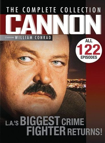 Cannon: Complete Collection