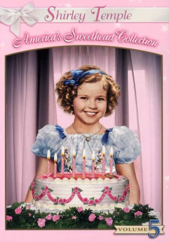 Shirley Temple Collection, Vol. 5 [3 Discs] [Sensormatic]