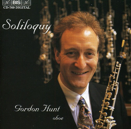 Soliquy: Music for Solo Oboe