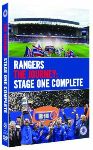 Rangers Season Review 2012/ 13