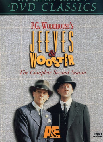 Jeeves and Wooster: The Complete Second Season [2 Discs] [TV Show]