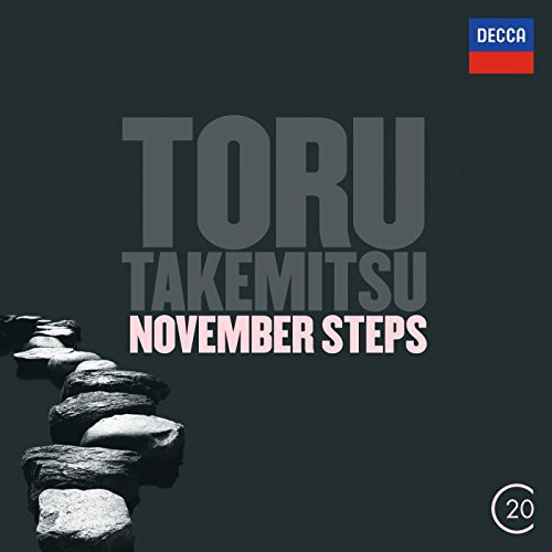20C: Takemitsu - November Steps /  Viola Cto /  Various