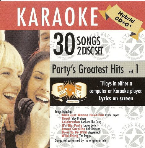 Karaoke: Party's Greatest Hits, Vol. 1