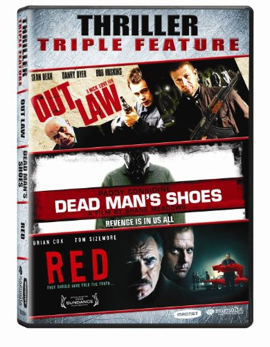 Thriller Triple Feature: Outlaw/ Dead Man's Shoes/ Red