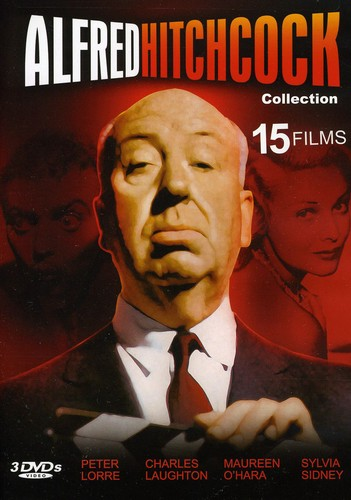 Alfred Hitchcock: 15 Films