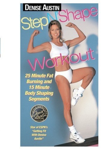 Step N' Shape Workout: 25 Min Fat Burn And 15 Min Body Shape
