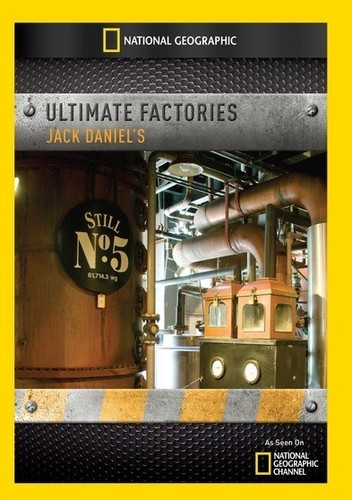 Ultimate Factories: Jack Daniels