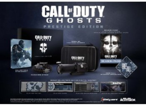 Call of Duty: Ghosts - Prestige Edition for PlayStation 3