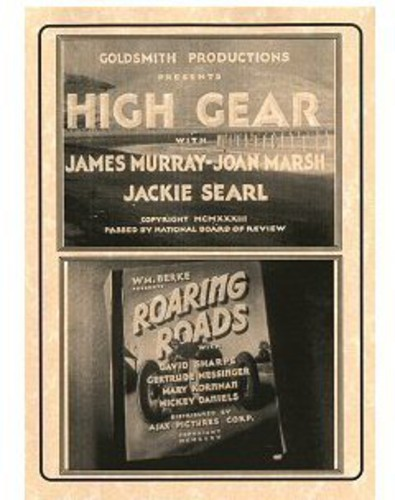 High Gear (1933)/ Roaring Road