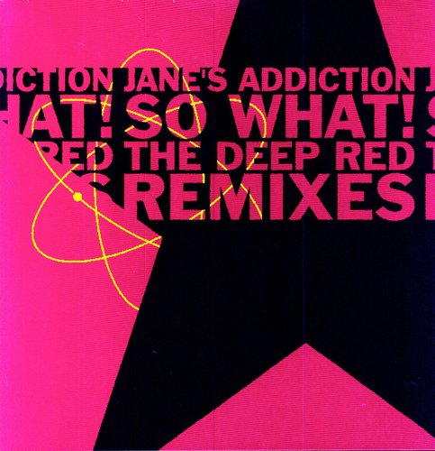 So What (X3) (Deep Red Remixes)