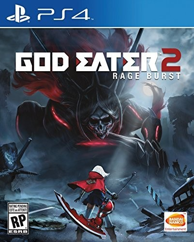 God Eater 2: Rage Burst for PlayStation 4