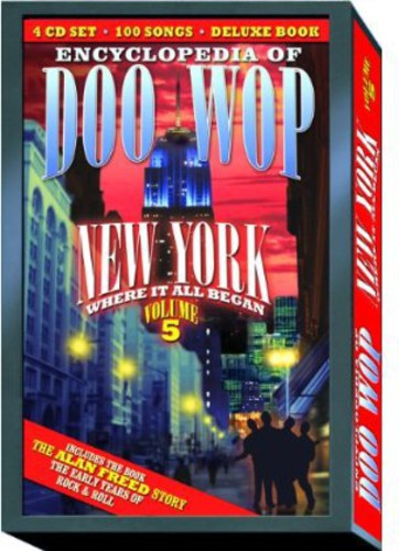 The Encyclopedia Of Doo Wop, Vol. 5