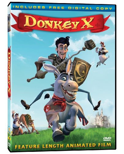 Donkey X [Digital Copy]